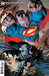 DC Comics's Batman / Superman Issue # 8b