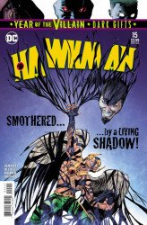DC Comics's Hawkman Issue # 15