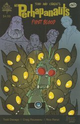 Black Caravan's The Perhapanauts: First Blood Issue # 1
