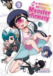 Seven Seas Entertainment's Nurse Hitomi's Monster Infirmary Soft Cover # 9