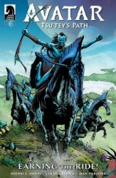 Dark Horse Comics's Avatar: Tsutey's Path Issue # 2
