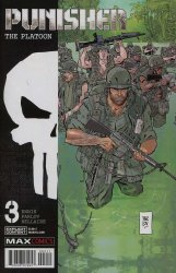 Marvel Comics's Punisher: Platoon Issue # 3