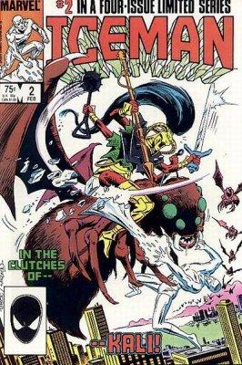Iceman #3 February 2002 Marvel Comics