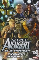 Marvel Comics's Secret Avengers by Ed Brubaker: Complete Collection TPB # 1