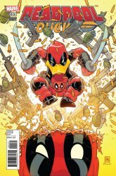 Marvel Comics's Deadpool the Duck Issue # 4c