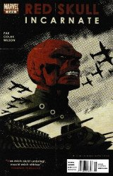 Marvel Comics's Red Skull Issue # 3b