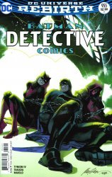 DC Comics's Detective Comics Issue # 955b