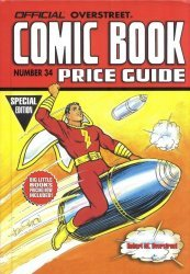 Gemstone Publishing's Overstreet Comic Book Price Guide  Hard Cover # 34