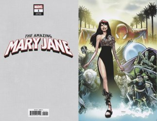 Marvel Comics's The Amazing Mary Jane Issue # 1i