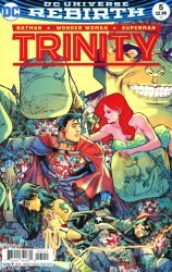 DC Comics's Trinity Issue # 5