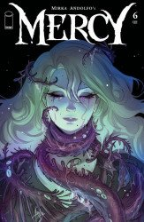 Image Comics's Mercy Issue # 6