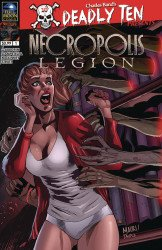Full Moon Toys's Deadly Ten Presents: Necropolis Legion Issue # 1