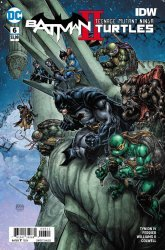 DC Comics's Batman / Teenage Mutant Ninja Turtles II Issue # 6