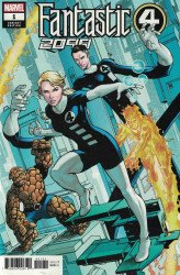 Marvel Comics's Fantastic Four 2099 Issue # 1c
