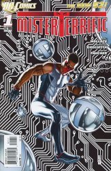 DC Comics's Mister Terrific Issue # 1