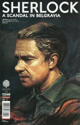 Titan Comics's Sherlock: A Scandal In Belgravia Issue # 1b