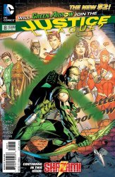 DC Comics's Justice League Issue # 8