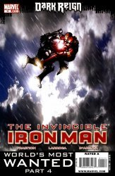 Marvel's Invincible Iron Man Issue # 11