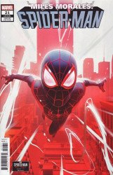 Marvel Comics's Miles Morales: Spider-Man Issue # 21c
