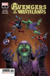 Marvel Comics's Avengers of the Wastelands Issue # 4