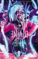 Image Comics's The Wicked + The Divine Issue # 36b