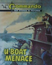 D.C. Thomson & Co.'s Commando: War Stories in Pictures Issue # 1519