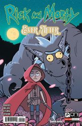 Oni Press's Rick And Morty: Ever After Issue # 2b
