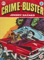 World Distributors's Crimebuster Issue # 5