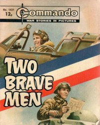 D.C. Thomson & Co.'s Commando: War Stories in Pictures Issue # 1431