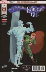Marvel Comics's The Unbeatable Squirrel Girl Issue # 29
