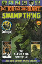 DC Comics's Swamp Thing Giant Giant Size # 7