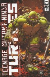 IDW Publishing's Teenage Mutant Ninja Turtles Issue # 109comictom 101