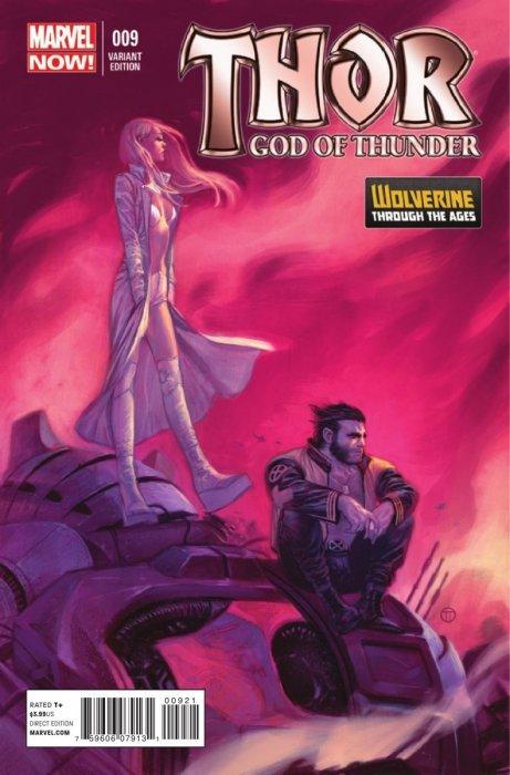 Thor: God of Thunder 1 (Marvel Comics) - ComicBookRealm.com  Thor