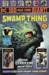 DC Comics's Swamp Thing Giant Giant Size # 4de