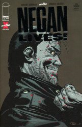 Image Comics's Negan Lives Issue # 1b