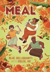 Iron Circus Comics's Meal Soft Cover # 1