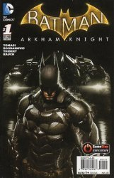 DC Comics's Batman: Arkham Knight Issue # 1gamestop-b