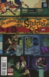 Marvel's The Unbeatable Squirrel Girl Issue # 9