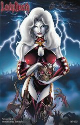Coffin Comics's Lady Death: Secrets Issue # 1f