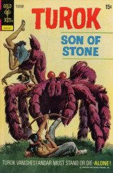 Gold Key's Turok, Son of Stone Issue # 82