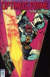 IDW Publishing's Optimus Prime Issue # 24