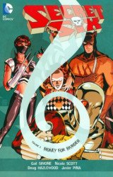 DC Comics's Secret Six TPB # 1b