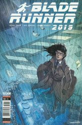 Titan Comics's Blade Runner 2019 Issue # 10c