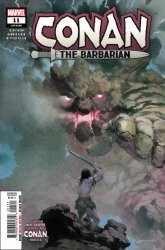 Marvel Comics's Conan the Barbarian Issue # 11