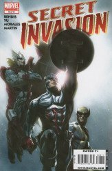 Marvel Comics's Secret Invasion Issue # 8