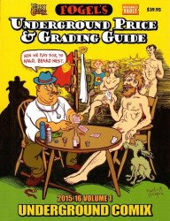 Hippy Comix Inc's Fogel's Underground Price & Grading Guide Soft Cover # 1