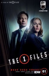 IDW Publishing's X-Files: Case Files - Hoot Goes There Issue # 1mcc
