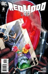 DC Comics's Red Hood: The Lost Days Issue # 2