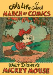 Western Printing Co.'s March of Comics Issue # 27b