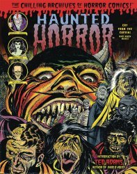 IDW Publishing's Haunted Horror Hard Cover # 7